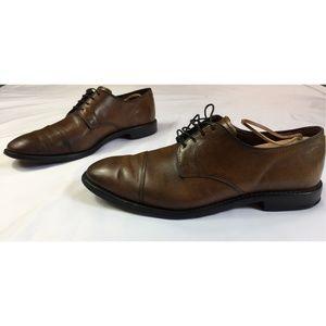 Allen Edmonds LEXINGTON Leather Oxfords Sz 9D